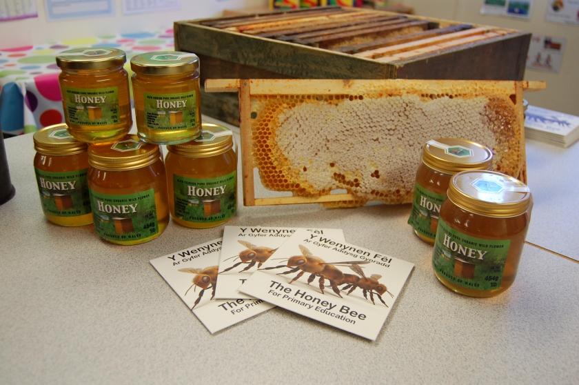 The Honey Bee DVD, Local Honey